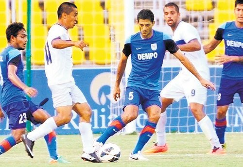 Debutant Bengaluru FC wear I-League crown