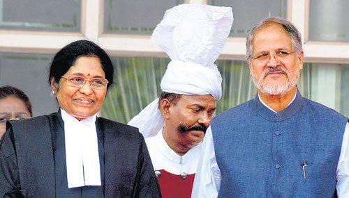 Gorla Rohini is Delhi HC's first woman chief justice