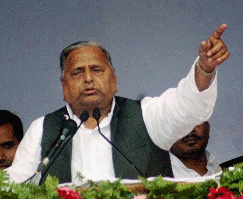 Mulayam Singh , Samajwadi Party supremo