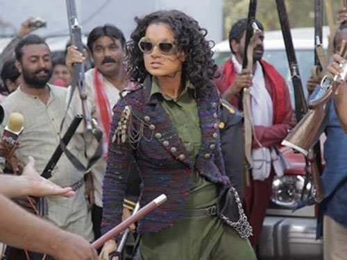 'Revolver Rani' to battle it out with 'Kaanchi', 'Samrat..' for top slot