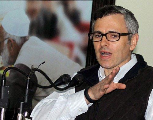Acts of terrorism meant to scare away voters: Omar Abdullah