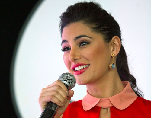 Was expressing my terror: Nargis on screaming expletives in video
