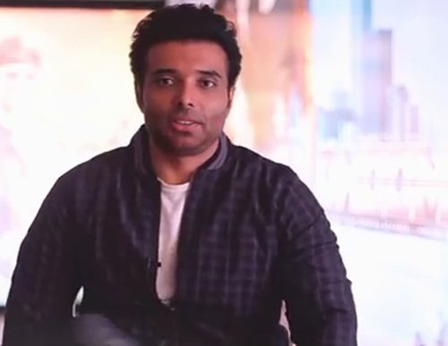 Uday welcomes sister-in-law Rani into Chopra family