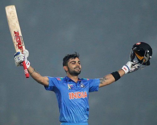 Virat has made a place for himself: Srinath