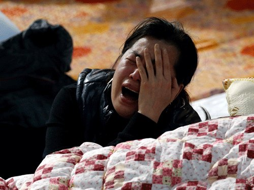 South Korean ferry toll reaches 113