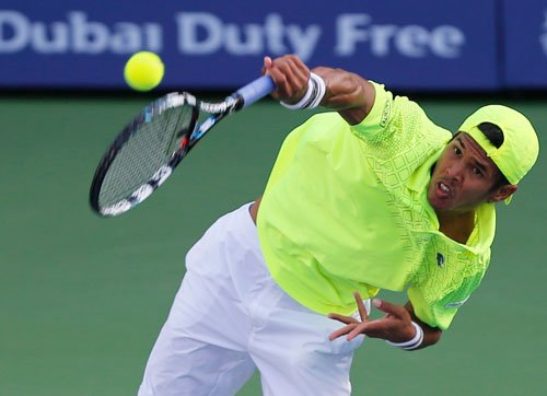 No end to Somdev's woes, again loses in first round