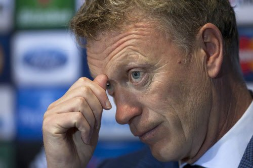Man Utd sack Moyes, Giggs appointed interim manager