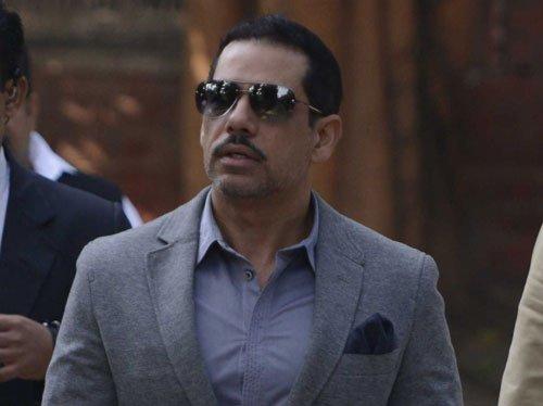HC to hear plea seeking CBI probe into Vadra's land deal
