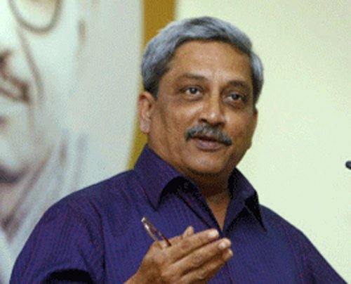 SC order on mining has vindicated my stand, says Parrikar