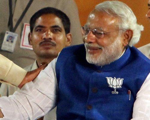 Modi to file nomination from Varanasi Thursday