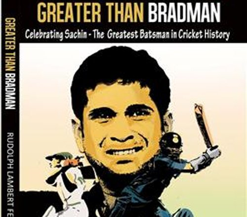 Sachin greater than Bradman, claims book with 'evidence'