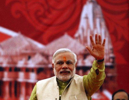 BJP upset at Mumbai principal's 'anti-Modi' advice
