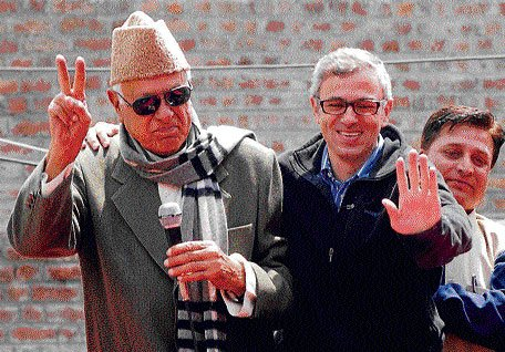 Omar lashes out at BJP for anti-Muslim statements