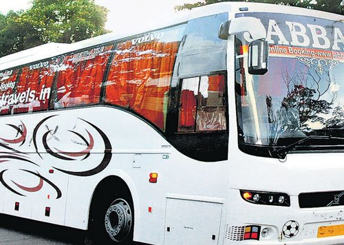 Lack of emergency doors may force luxury buses off roads