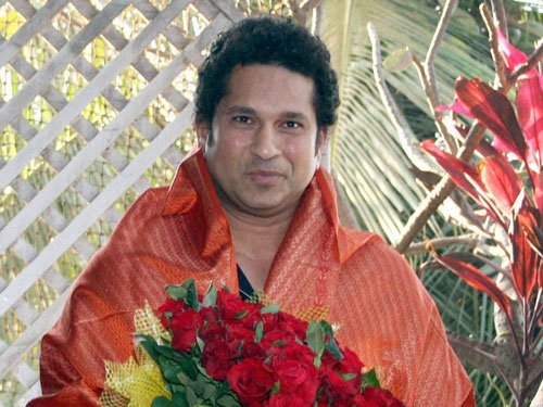 Tendulkar turns 41 today