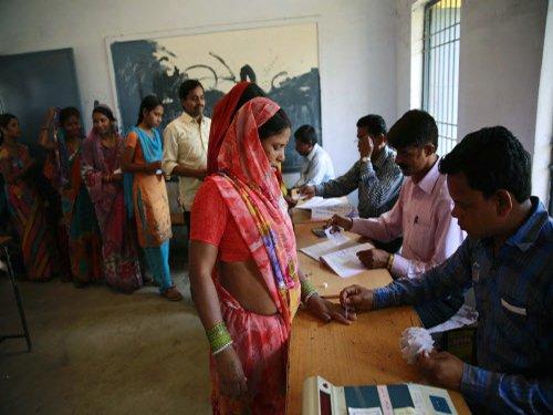 Two-thirds electorate cast ballot in Chhattisgarh