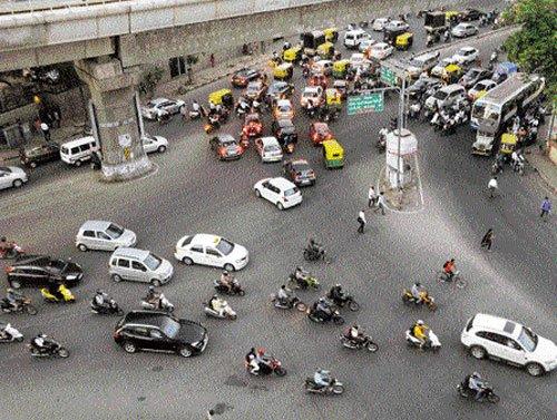 Wide junctions left unregulated