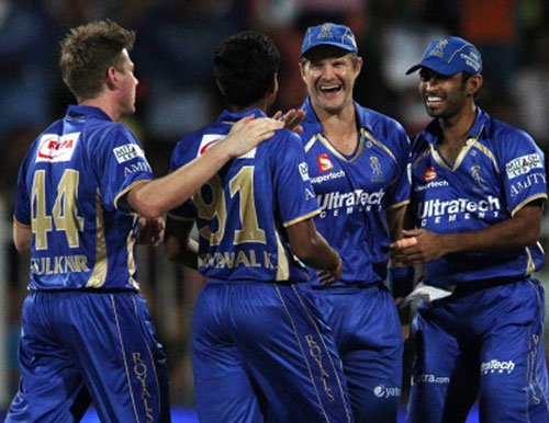 Rajasthan look to bounce back against Bangalore