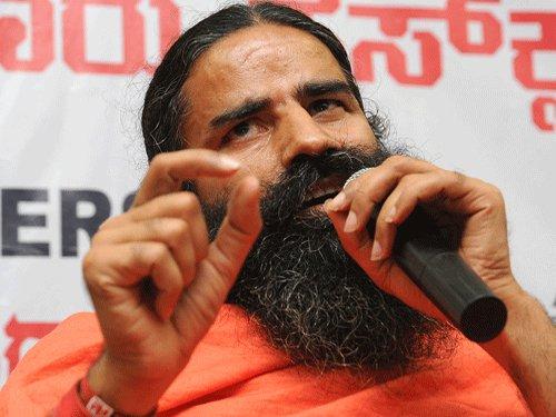 We do not appeal for votes in yoga camps: Ramdev