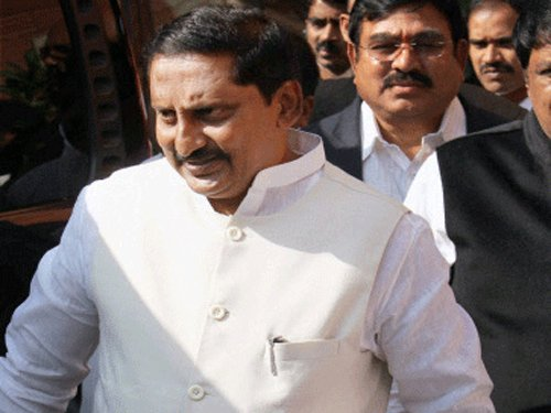 Centre recommends dissolution of AP House, extension of Prez rule