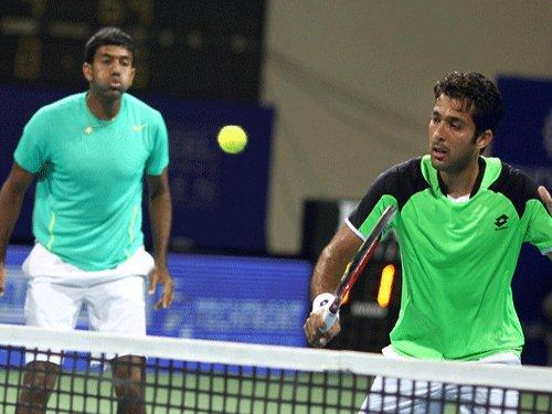 Bopanna-Qureshi out of Barcelona Open