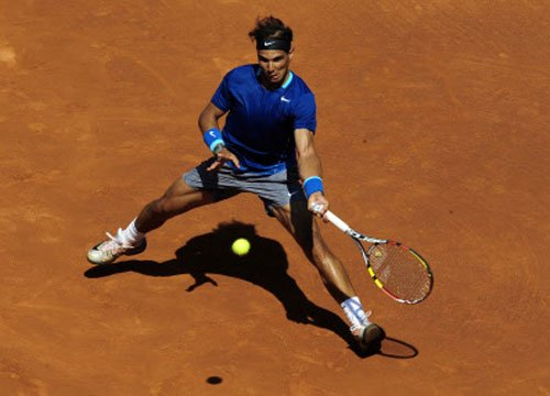 Nadal loses in Barcelona Open