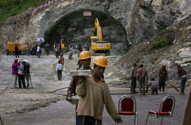 Nepal: 13 trapped tunnel workers rescued alive after 16 hours