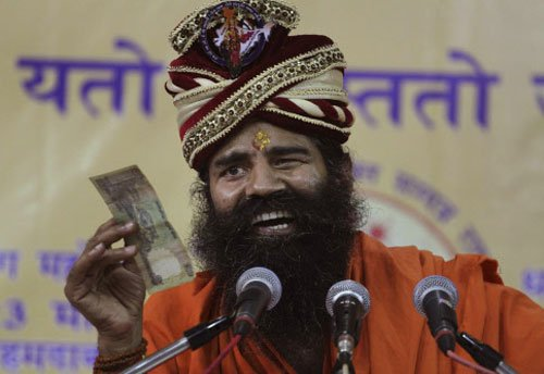 Ramdev booked, parties demand action for 'anti-dalit' remarks