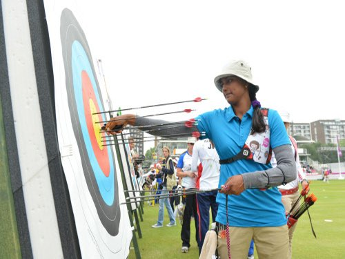 Archers hit new low, return empty-handed from Shanghai WC