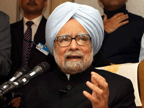 Dividing society is inseparable part of BJP's politics: Manmohan