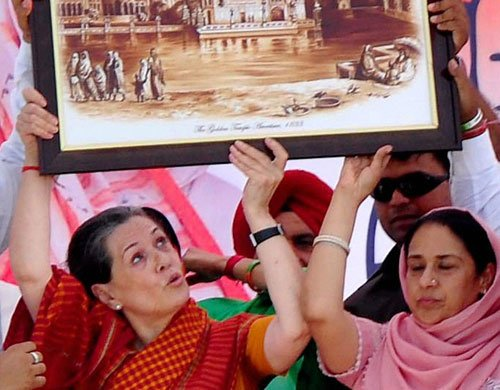 Sonia rules the roost in home turf Raebareli