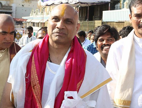 Pallam Raju on a sticky wicket in Kakinada