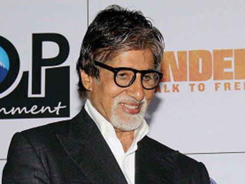 Pak politician invites Amitabh Bachchan
