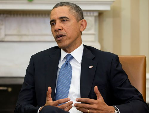 Obama says US committed to assist 'laborious' search for MH370