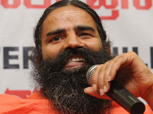 Ramdev's programmes banned in Lucknow, Cong demands arrest