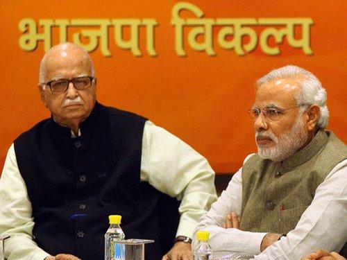 Modi deputes close aide Patel to make Advani win hands down