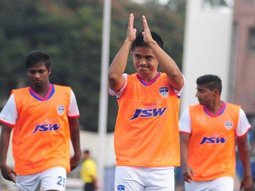 Champions Bengaluru FC keen to end season on a high