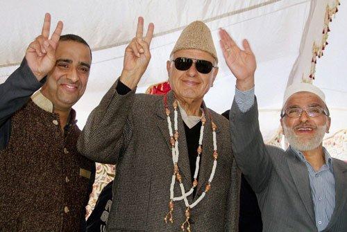 Tough battle for Srinagar Lok Sabha seat