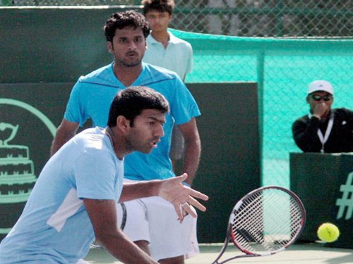 Bangalore to host India-Serbia Davis Cup tie