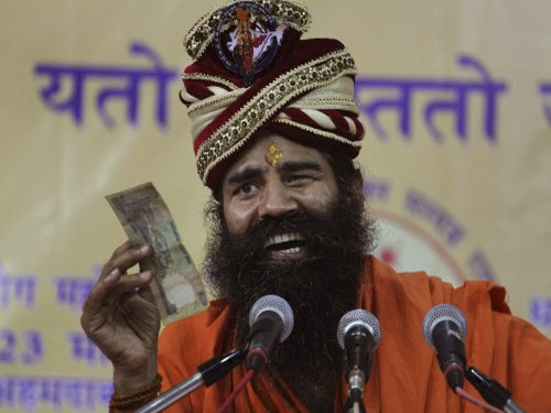 HC rejects plea to allow Ramdev's yoga camps in Himachal