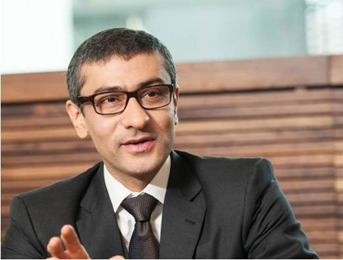 Rajeev Suri to head Nokia