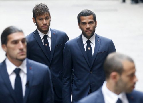 We are all monkeys: Neymar after racial abuse on Barca star