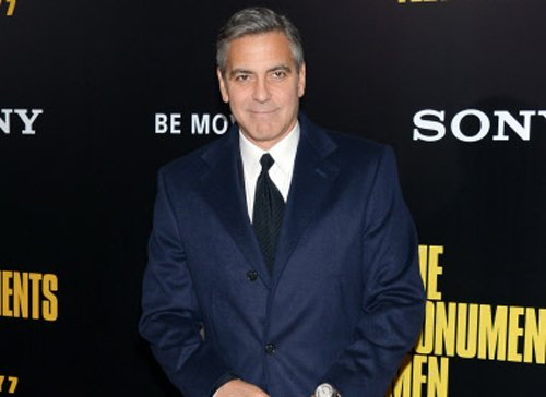 George Clooney steps down from UN role