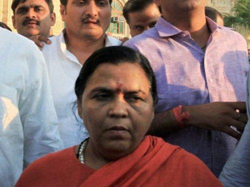 Rahul is failing, so Priyanka in campaign trail: Uma Bharti