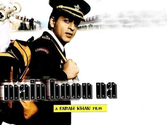 'Main Hoon Na' clocks 10 years, Farah Khan nostalgic