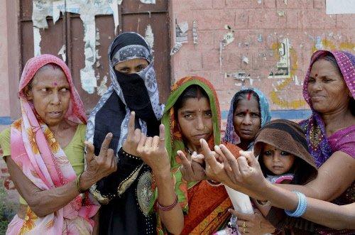 High turnout in Dadra and Nagar Haveli