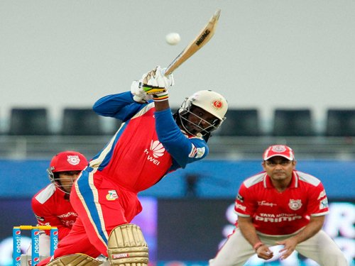 We need to regroup soon, says Gayle
