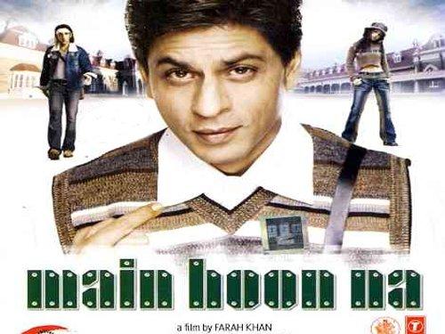 Shah Rukh Khan wants make 'Main Hoon Na' sequel!