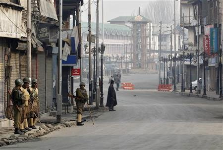 Curfew in Srinagar after youth's killing
