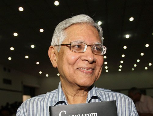 Ex coal secy Parakh appears before CBI for questioning